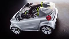 Smart Forease : un concept anniversaire au Mondial de l'auto