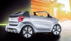 Smart Forease : l'EQ Fortwo en mode sportive