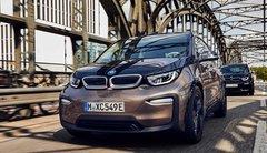 BMW : nouvelle batterie pour l'i3