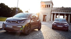 Nouvelle batterie et autonomie allongée pour les BMW i3 et i3s