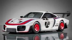 935 Moby Dick : Porsche fait renaître la légende