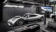 L'hypercar de Mercedes-AMG s'appellera finalement One