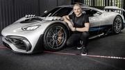 Mercedes-AMG One : le « Project » d'hypercar devient réalité au Mondial de l'auto