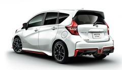 Nissan lance la Note Nismo au Japon