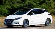 Essai Nissan Leaf 2 : plus techno, plus d'autonomie