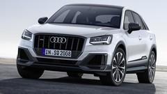 Audi SQ2 : 300 ch à l'occasion du Mondial Auto 2018