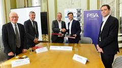 PSA s'associe avec Punch Powertrain