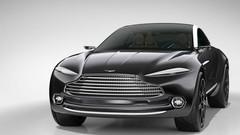 Aston Martin : 5000 SUV/an ?