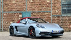 Essai Porsche 718 Boxster GTS (2018 - ) : Patrimoine vivant