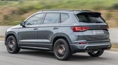 Essai Cupra Ateca (2018) : tout le talent d'un SUV, le plaisir en plus