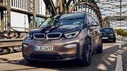 BMW i3 : 30 % d'autonomie en plus