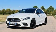 Essai nouvelle Mercedes Classe A 180d AMG Line