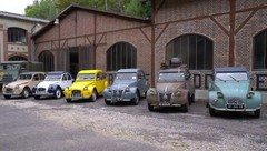 Emission Turbo :  70 ans de la Citroën 2 CV: Ateca; e-Legend
