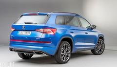 SKODA Kodiaq RS : le SUV sportif et séduisant !