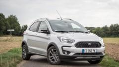 Essai : Les citadines de chez Ford s'Active !
