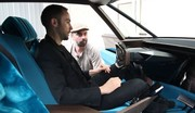 Peugeot e-Legend Concept : interview du responsable des concepts-car