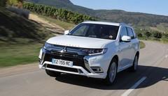 Essai Mitsubishi Outlander Phev 4Wd MY19 (2019) : Un diamant plus que jamais électrique