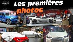 Mondial de l'Auto 2018 : premières photos du salon de l'auto de Paris