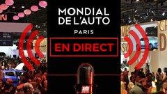 Mondial de l'auto 2018 – EN DIRECT : découvrez les révélations du salon en live