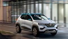 Renault K-ZE : petite soeur de ZOE