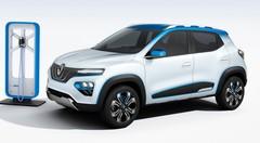 Renault K-ZE : le SUV électrique low cost dévoilé au Mondial Auto 2018