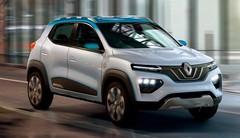 Renault K-ZE : le petit SUV électrique et économique de la régie