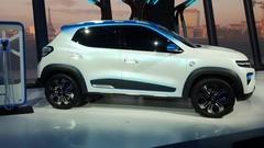 Renault K-ZE : un concept de Kwid électrique au Mondial de l'Auto 2018