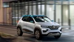 K-ZE : le mini SUV électrique abordable de Renault !