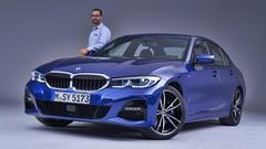 Toutes les informations sur la nouvelle BMW Série 3 G20