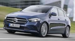 Mercedes Classe B : berline ou monospace ?