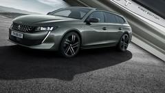 La Peugeot 508 SW First Edition dévoilée au Mondial Auto 2018
