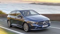 Le monospace Mercedes Classe B fait sa mue en 2019