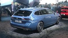 Peugeot 508 SW : plus réussie que la berline
