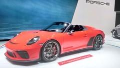 Porsche 911 Speedster : ça se précise au Mondial de Paris !