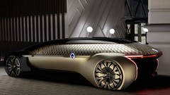 Renault EZ-Ultimo concept : la navette de luxe néo-rétro