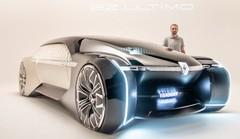 Renault EZ-ULTIMO : la navette de luxe selon Renault