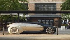 Renault EZ-Ultimo : limousine sans chauffeur