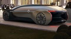 Renault EZ-Ultimo : un concept-car limousine au Mondial de l'auto