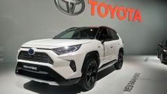 Toyota RAV4 2018 : première européenne au Mondial de l'Auto