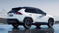 Nouveau Toyota RAV 4 : il n'est plus qu'en hybride