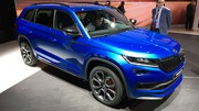 Skoda Kodiaq RS : l'anachronique