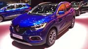 Présentation du Renault Kadjar restylé