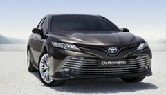 Toyota Camry hybride : la version européenne