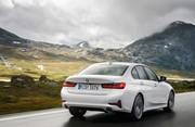 La BMW Série 3 G20 2019 dévoilée au Mondial de l'Automobile de Paris