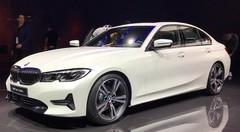 Présentation de la nouvelle BMW Série 3