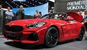 BMW Z4 : fils du vent