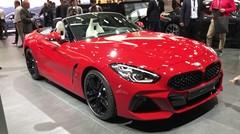 Présentation de la BMW Z4 dans sa version M40i