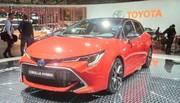 Toyota Corolla 2019 : voici la remplaçante de l'Auris