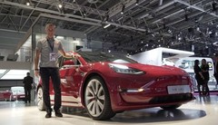 L'argus à bord de la Tesla Model 3