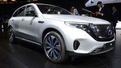 Mercedes EQC (2019) : l'électrique sceptique ?